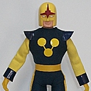A Man Called Nova Custom Mego Figure