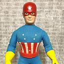 Custom Mego Captain Freedom