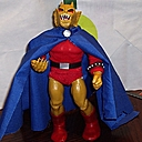custom mego Etrigan