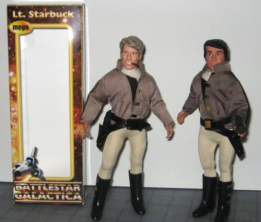 Starbuck & Apollo