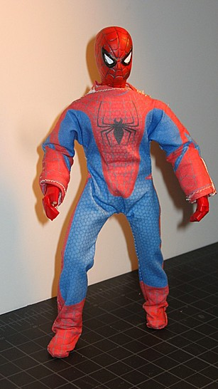 Spider-Man new movie suit