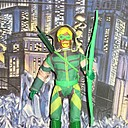 Green Arrow Custom