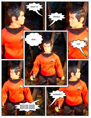 Trek Comic
