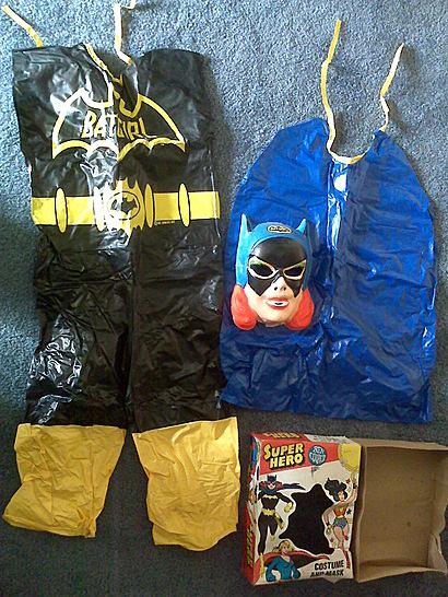 Ben Cooper Batgirl Costume