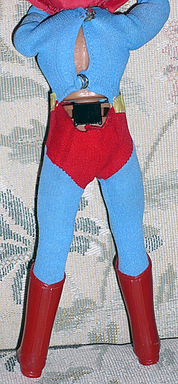 Palitoy UK Fist Fighter Superman