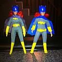 Mego Batgirl figures Silkscreen and non 1973