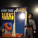 Mego Romulan with Card