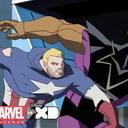Cap vs. Super Skrull