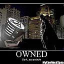 Batman is Upset