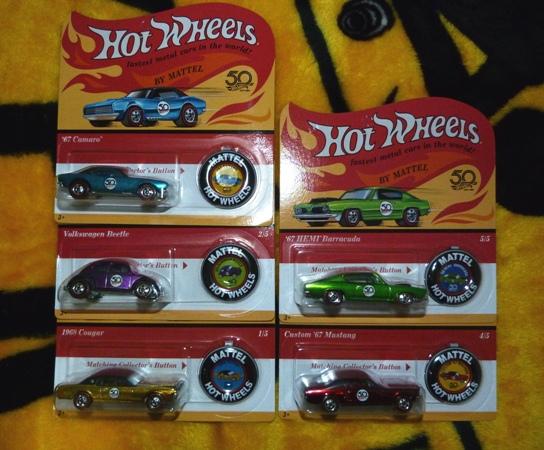 hotwheels50th