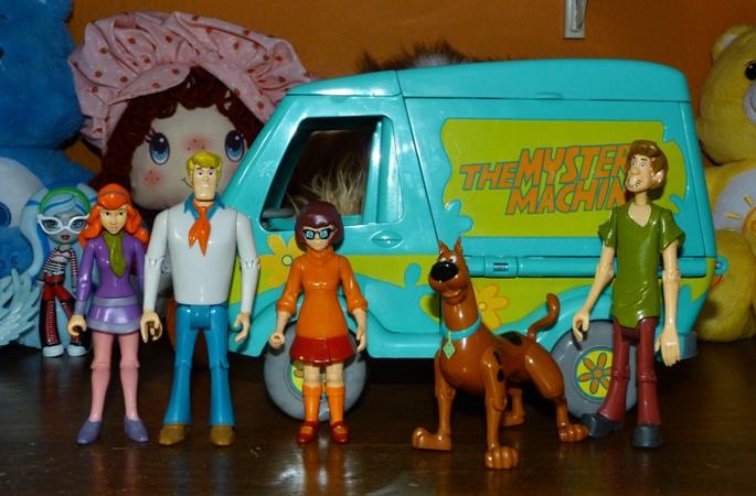 Scooby Doo Toys At Walmart