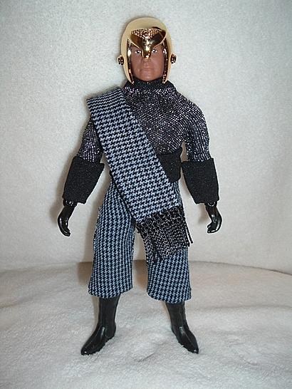 Romulan custom