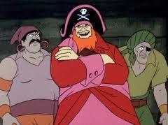 scoobyredbeard and crew
