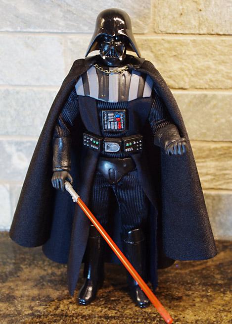 Darth Vader... Episode III