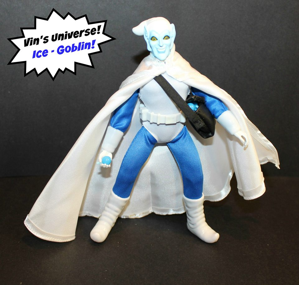 Vin's Universe Ice Goblin