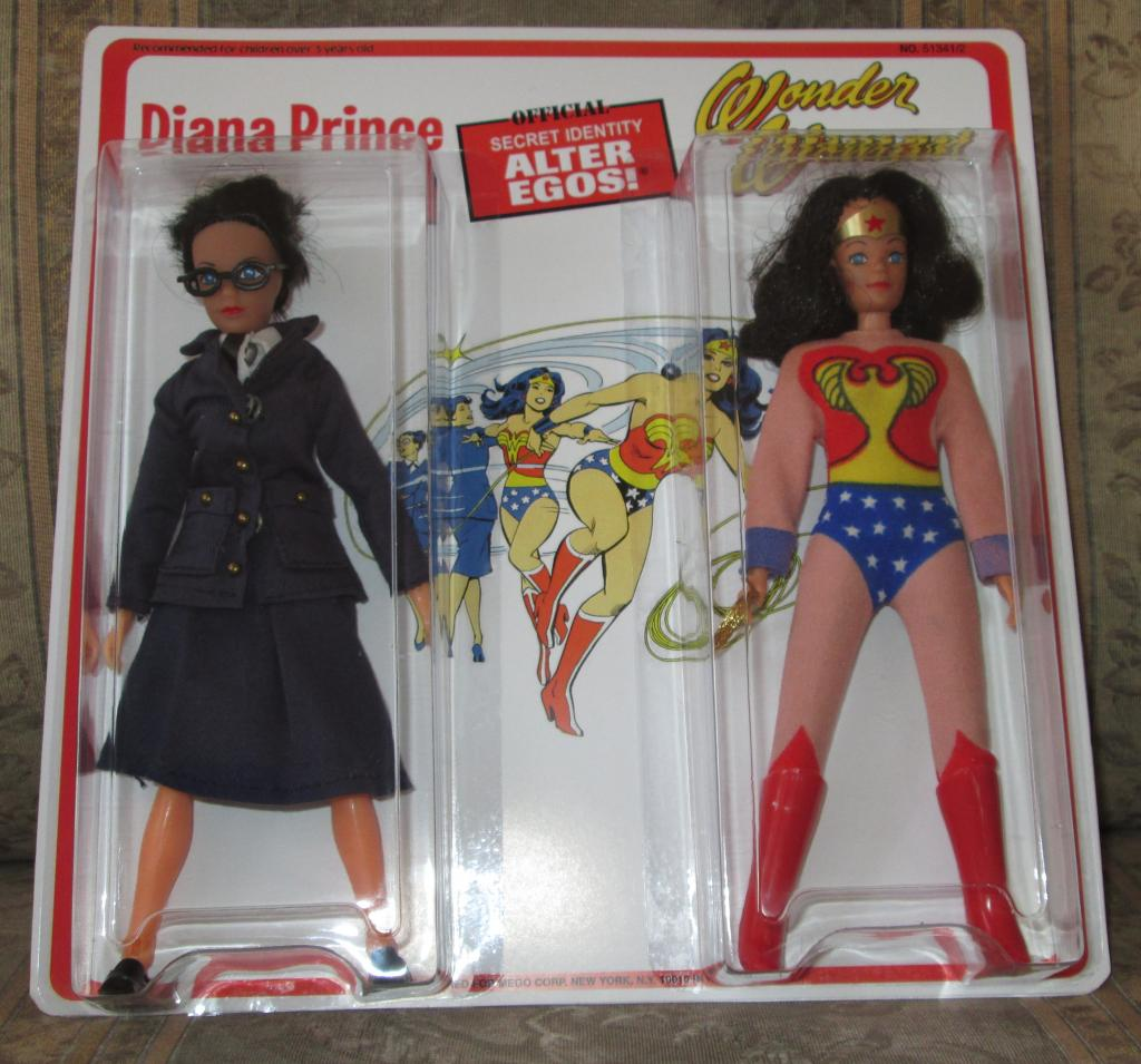 Diana Prince - Wonder Woman 2 Pack