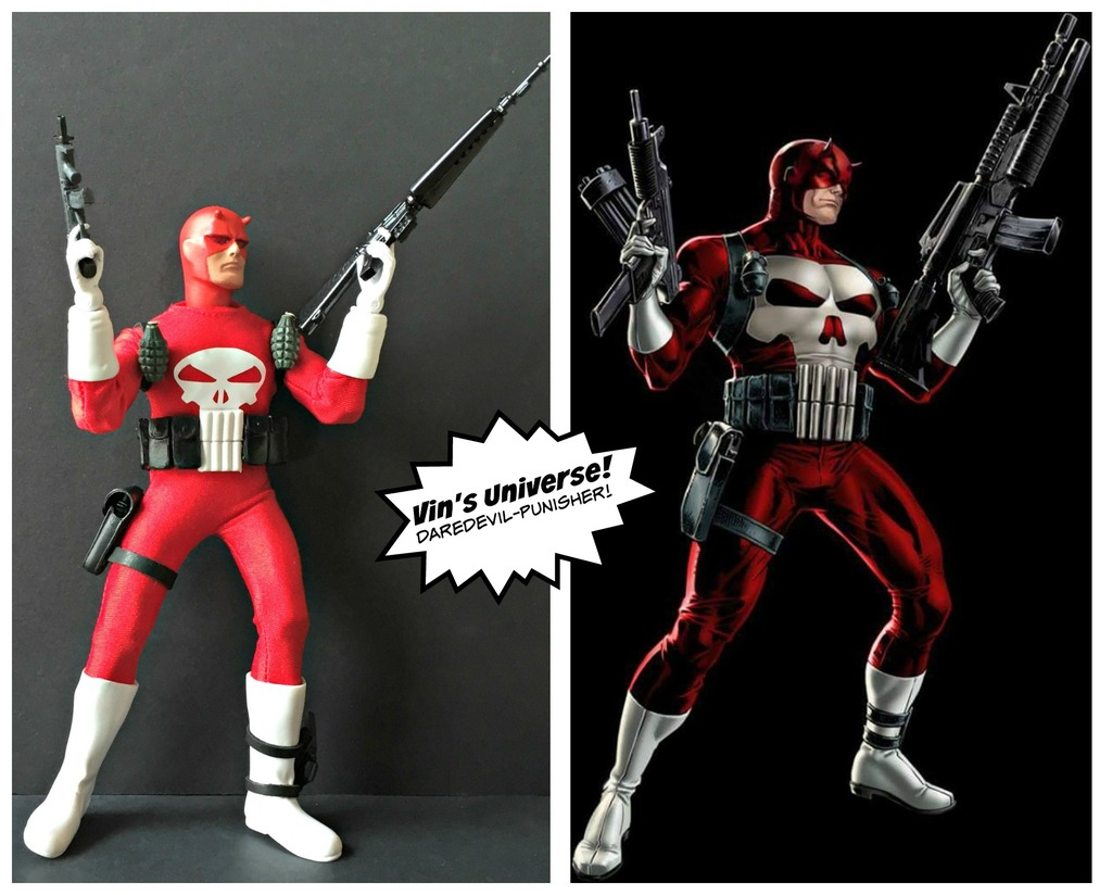 What If - DareDevil-Punisher