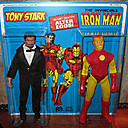 Tony Stark - Iron Man 2 pack