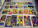 Marvel Third Eye Psychedelic Neon Blacklight Greeting Cards