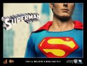 Hot Toys Christopher Reeve Superman teaser