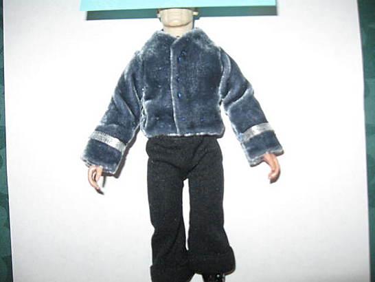 Star Trek Blue Jacket