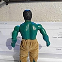HULK BACK