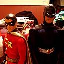 CUSTOM BATMAN & ROBIN GI JOE