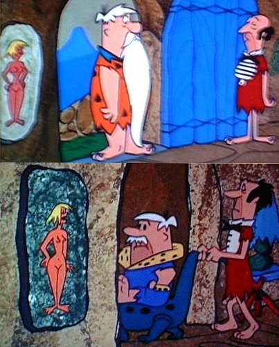 Valuable information Flintstone nude error