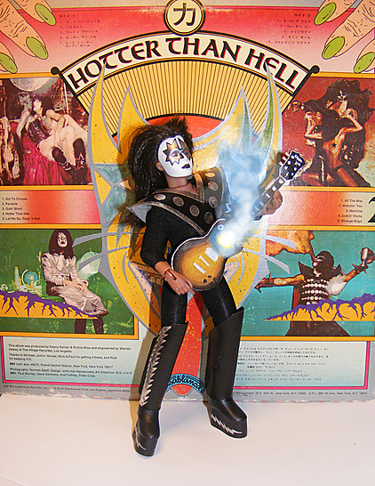 Ace Frehley - Hotter than Hell