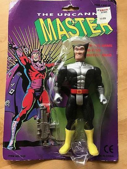 bootleg Wolverine