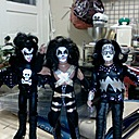 KISS Destroys the kitchen -   Views: 10045