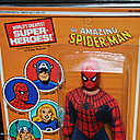 Mego Spiderman AFA90