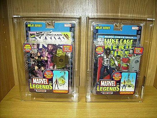 Rare Marvel Legends