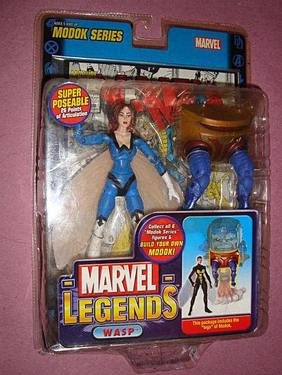 Rare Marvel Legends