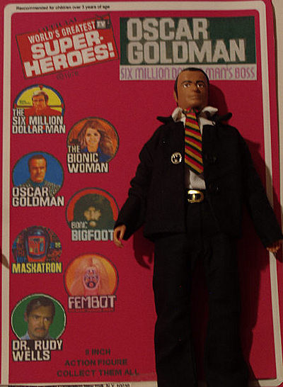 Custom OSCAR GOLDMAN