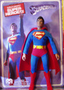 Custom CHRISTOPHER REEVE as SUPERMAN