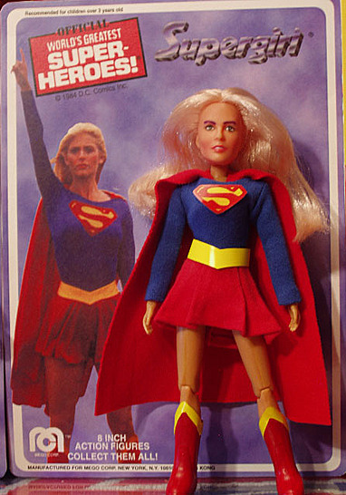 Custom HELEN SLATER as SUPERGIRL
