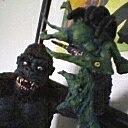 My King Kong Sculpture