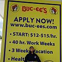 Roaming AJ: visiting Bucees