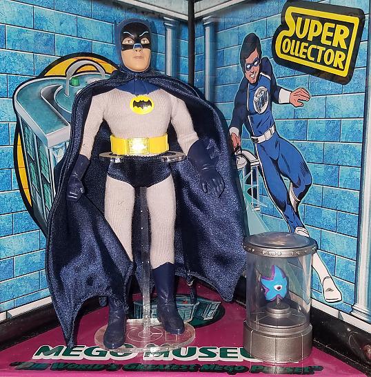 Batman '66 & Jarro