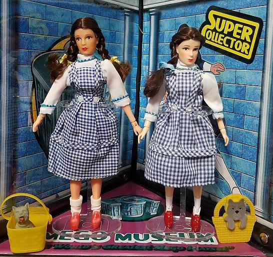 Tale of 2 Mego Dorothy