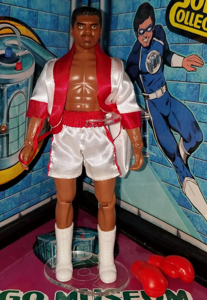 Target's Mego Muhammad Ali turn-around