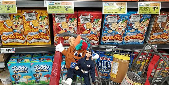 ROAD TRIP: Action Jackson & HEB Buddy