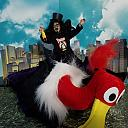 Svengoolie Presents: The Giant Claw
