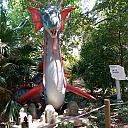 TXU Energy Presents Dragons at the Houston Zoo 06 Water Dragon
