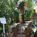 TXU Energy Presents Dragons at the Houston Zoo 16 Quetzalcoatl
