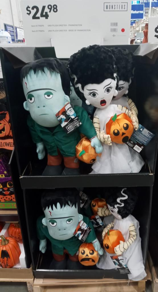 Lowes 2020 Universal Monsters