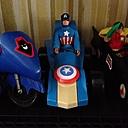 Captain America Ameri-Car