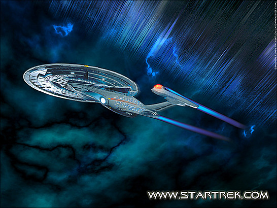Trek and ISIS
