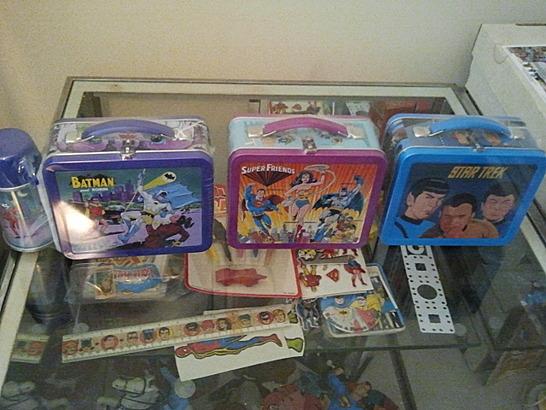 For Sale 1966 Batman Super Friends Amp Mini Lunch Boxes